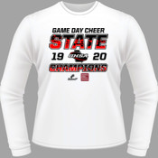 2019-2020 GHSA State Champions - Game Day Cheer